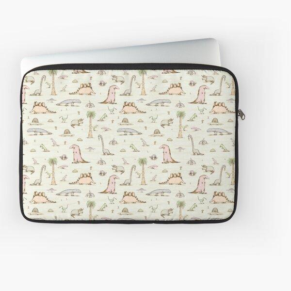 Dinosaurs Laptop Sleeve