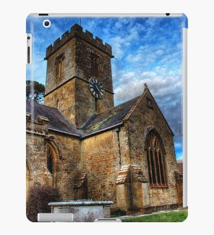 Symondsbury Church iPad Case/Skin