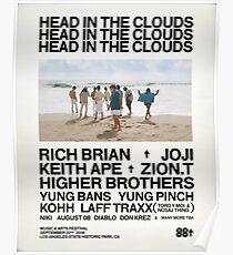 88rising tour poster Poster