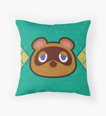 TOM NOOK ANIMAL CROSSING Throw Pillow