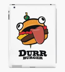Fortnite Durr Burger iPad Case/Skin