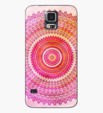 Hippie Style Watercolor Mandala Case/Skin for Samsung Galaxy