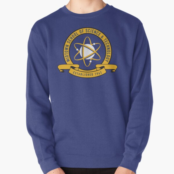 Spider-Man: Homecoming Midtown School of Science & Technology Pullover Sweatshirt