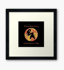 """Colors Of Autumn"" Framed Print"