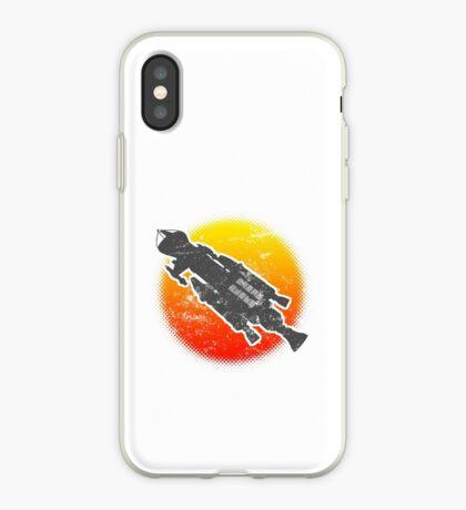 Space IX Hawk Mark Interceptor 1999 Soar Light iPhone Case