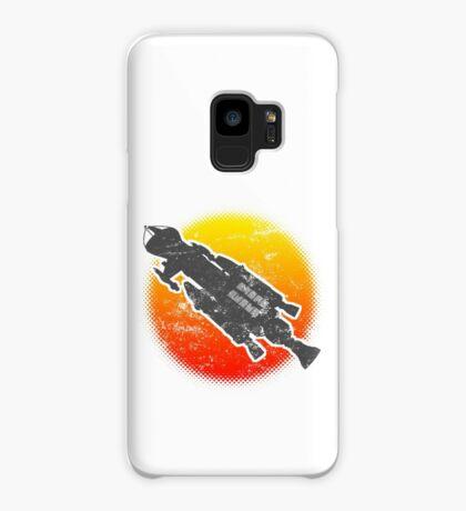 Space IX Hawk Mark Interceptor 1999 Soar Light Case/Skin for Samsung Galaxy