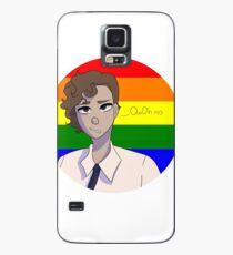 Jason - Bare, eine Popoper Hülle & Klebefolie für Samsung Galaxy
