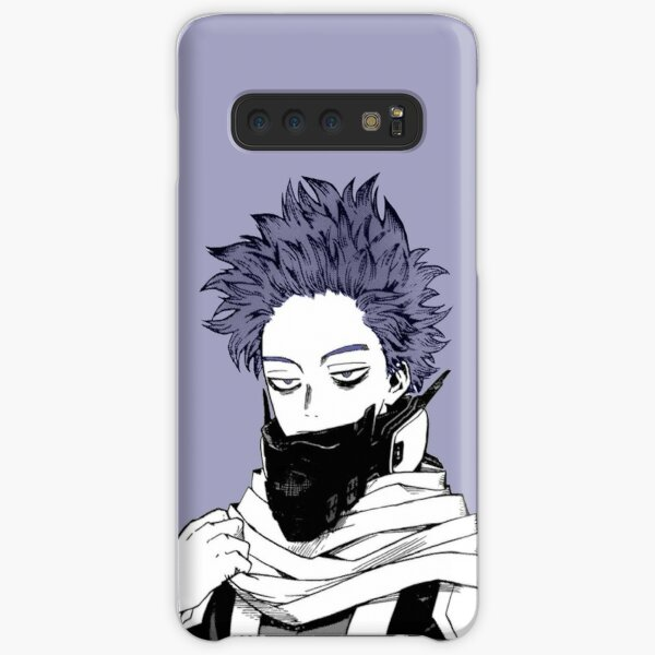 Hitoshi Shinso My Hero Academia Samsung Galaxy Snap Case