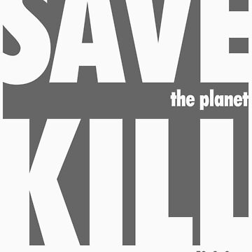 save the planet by theG