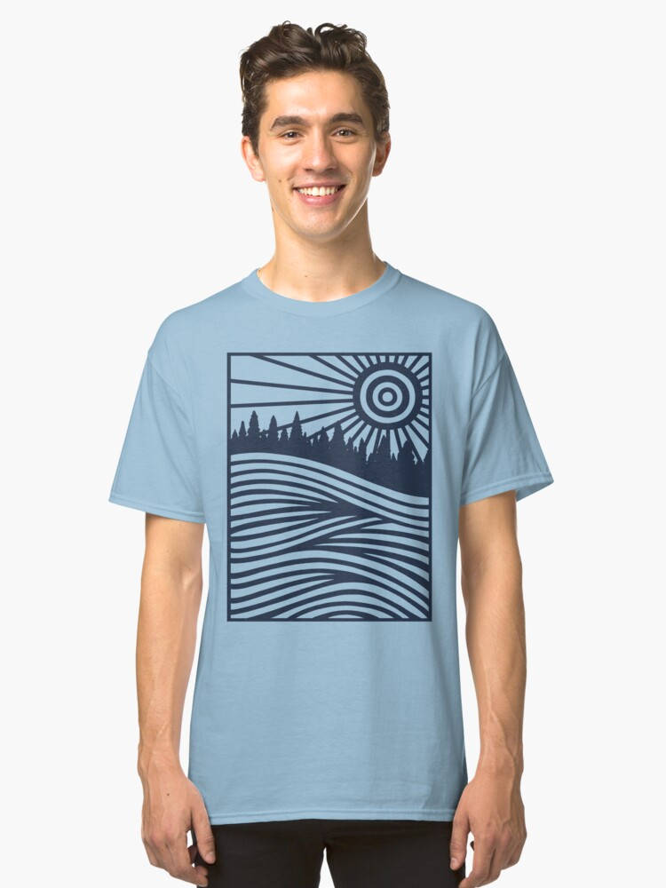 Alternate view of SUMMER N/GHTS Classic T-Shirt
