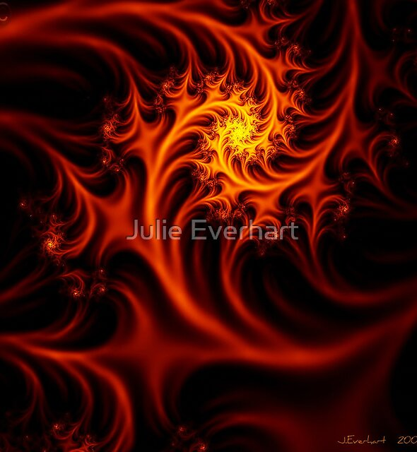Fire in the Sky by Julie Everhart
