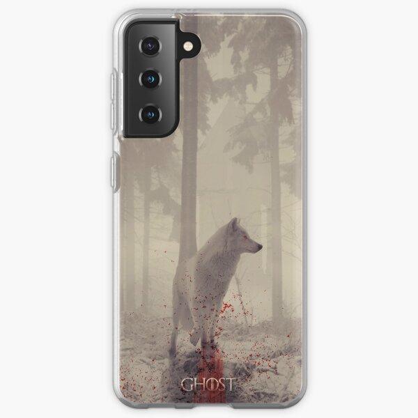 Ghost... Samsung Galaxy Soft Case