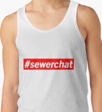 Hashtag Sewerchat Tank Top