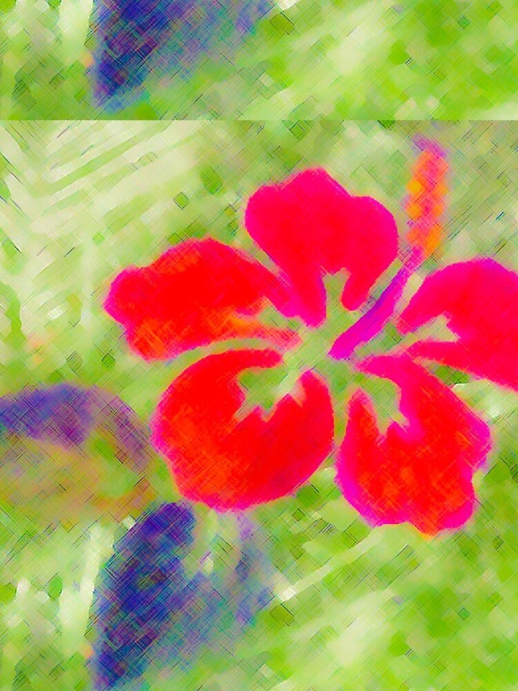 Pila Fashion Design - Hibiscus Series by HawaiiArthst