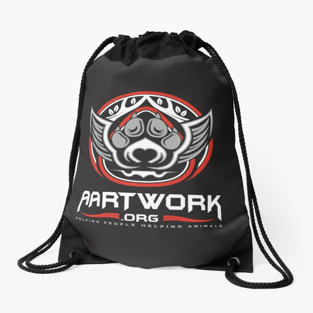 Aartwork  Drawstring Bag