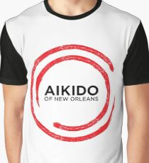 Aikido of New Orleans Graphic T-Shirt