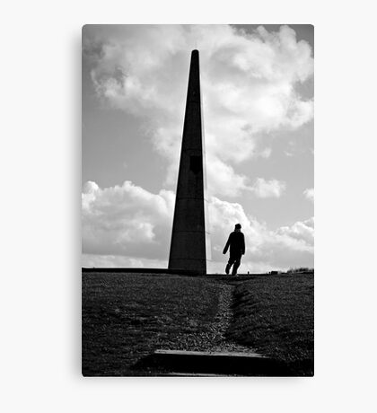 First Infantry Canvas Print