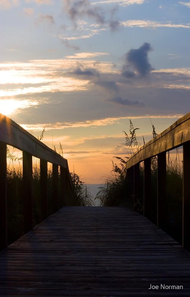 Beach Access  by Joe Norman
