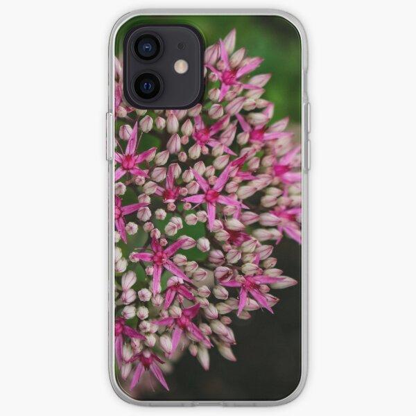 Sedum Autumn Joy iPhone Soft Case