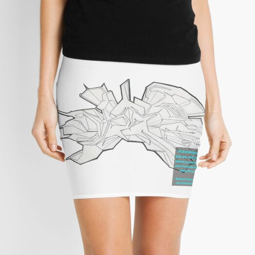 JAGO WEAPONEER BLAST By: Roberto Enamorado aka Robertoinlove  Mini Skirt