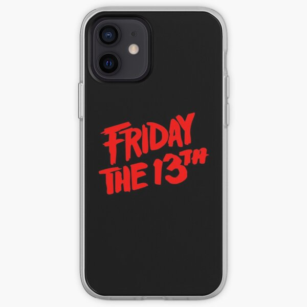 Friday the 13th  iPhone Soft Case