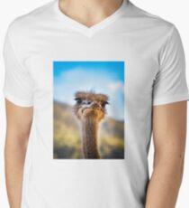 face-2-face V-Neck T-Shirt