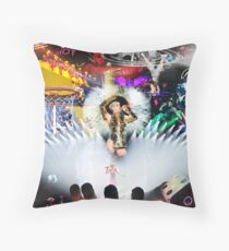 WITNESS: The Tour Throw Pillow