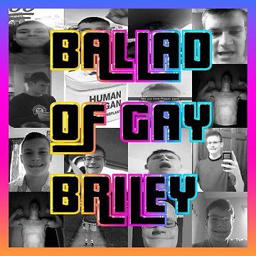 Ballad of Gay Briley by traintracks