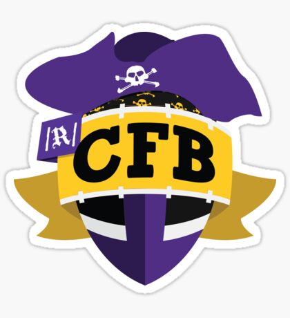 East Carolina Sticker