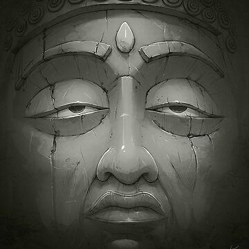 Buddha III by surgeryminor