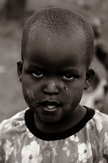 Masai II by Damienne Bingham