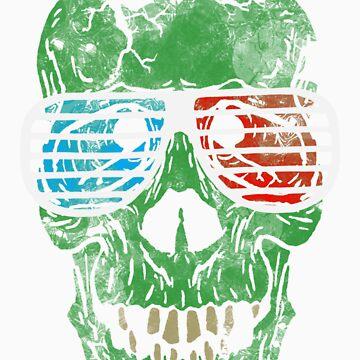 Zombie in 3D! by PottyScotty