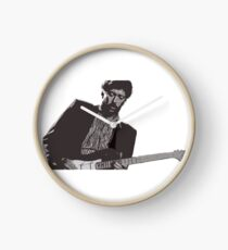 Eric Clapton Clock