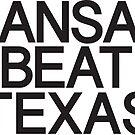 Kansas Beat Texas by RedditCFB