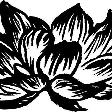 Lotus by bdesantisart