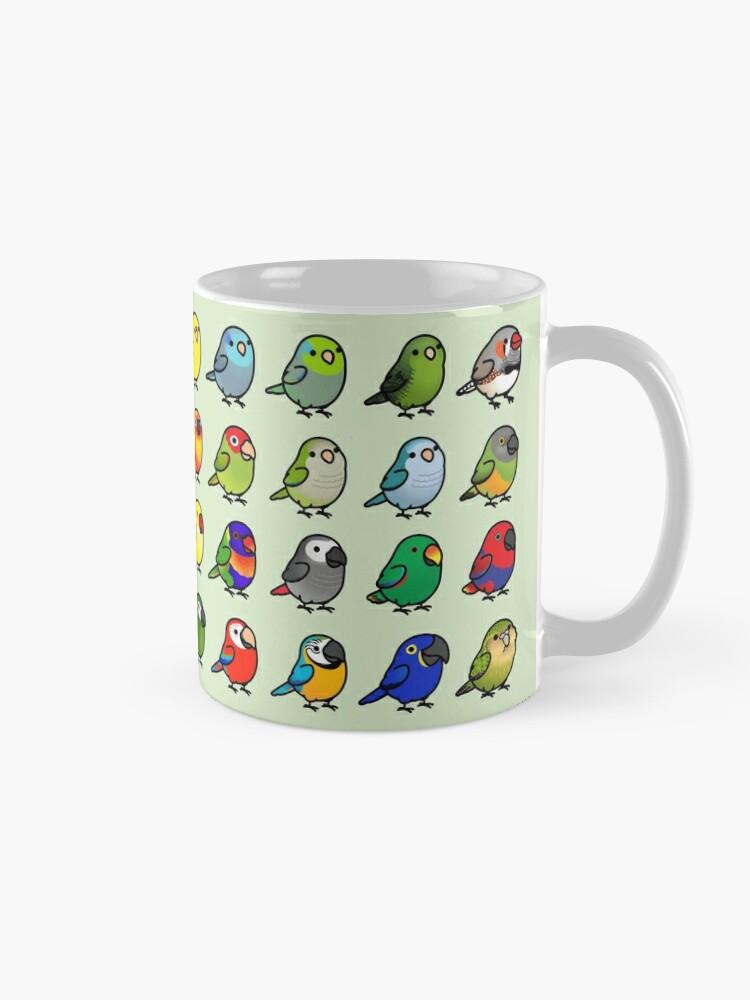 Alternate view of Everybirdy  Mug