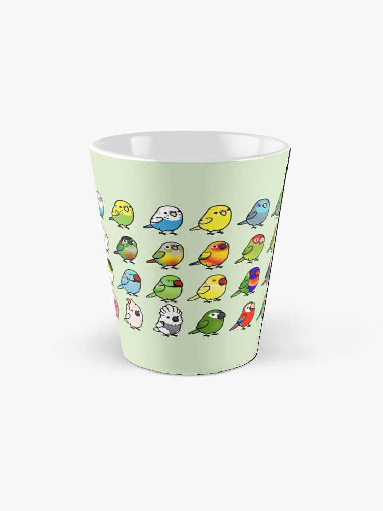 Alternate view of Everybirdy Collection Mug