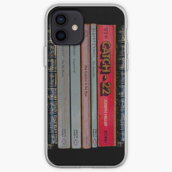 Catch 22-Catcher in The Rye-Steppenwolf..... iPhone Case iPhone Soft Case