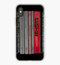 Catch 22-Catcher in The Rye-Steppenwolf..... iPhone Case iPhone Case