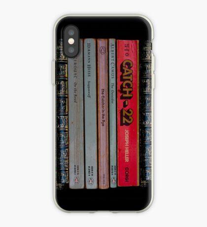 Catch 22-Catcher in The Rye-Steppenwolf..... iPhone Case iPhone Case