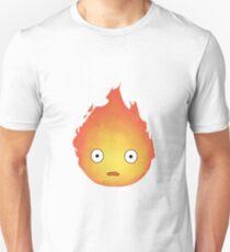 calcifer  Unisex T-Shirt