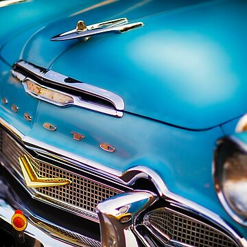 My Desoto is Ready for a Saturday Night Cruise by ozeg