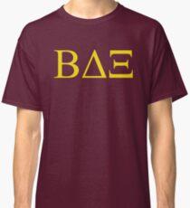 c0f52600b Beta House Clean Logo Classic T-Shirt