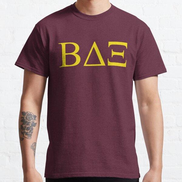Beta House Clean Logo Classic T-Shirt