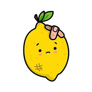 Lemon-Aid by StickersAndStuff