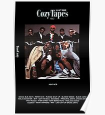 Cozy Tapes Poster