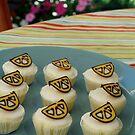 Lemon Cupcakes by tali