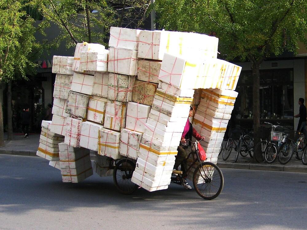 Loaded - Shanghai, China  by John Meckley