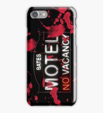 Bloody Bates Motel - iPhone Case iPhone Case/Skin