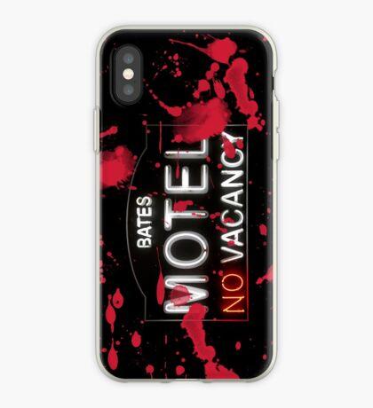 Bloody Bates Motel - iPhone Case iPhone Case